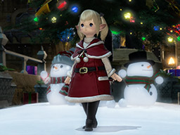 Final Fantasy XIV::Items : Starlight Robe