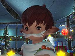 Final Fantasy XIV::Items : False Mustache
