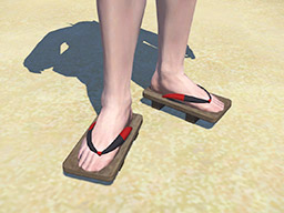 Final Fantasy XIV::Items : Lord's Clogs