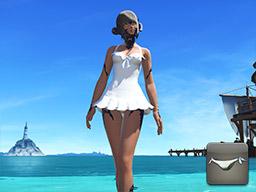 Final Fantasy XIV::Items : Southern Seas Tanga