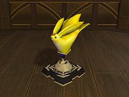 Final Fantasy XIV::Items : Topaz Carbuncle Lamp