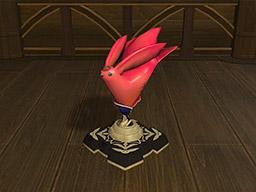 Final Fantasy XIV::Items : Ruby Carbuncle Lamp