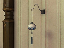 Final Fantasy XIV::Items : Deluxe Oriental Wind Chime