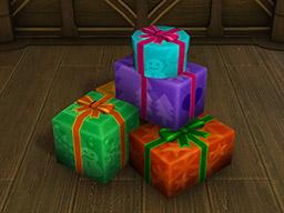 Final Fantasy XIV::Items : Empty Sparkleboxes