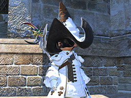 Final Fantasy XIV::Items : Pot of Pure White Dye