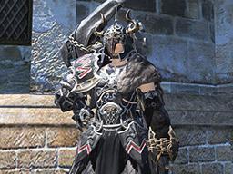 Final Fantasy XIV::Items : Pot of Jet Black Dye