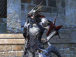 Final Fantasy XIV::Items : Pot of Metallic Silver Dye