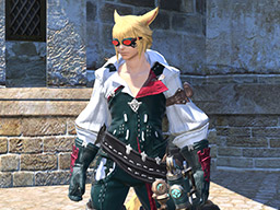Final Fantasy XIV::Items : Pot of Dark Green Dye