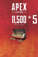 Apex Legends::Items : 57500 Coins