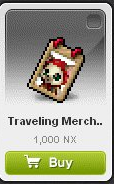 Maple Story::Items : Traveling Merchant (30-day)*5