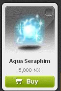 Maple Story::Items : Aqua Seraphim