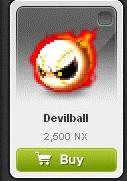 Maple Story::Items : Deviball