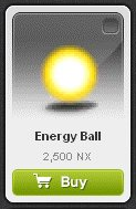 Maple Story::Items : Energy Ball