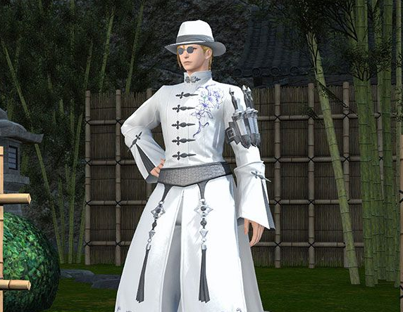 Final Fantasy XIV::Items : Mun'gaek Attire