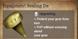 Runes Of Magic::Items : Equipment Sealing Device*2