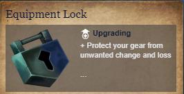 Runes Of Magic::Items : Equipment Lock*2